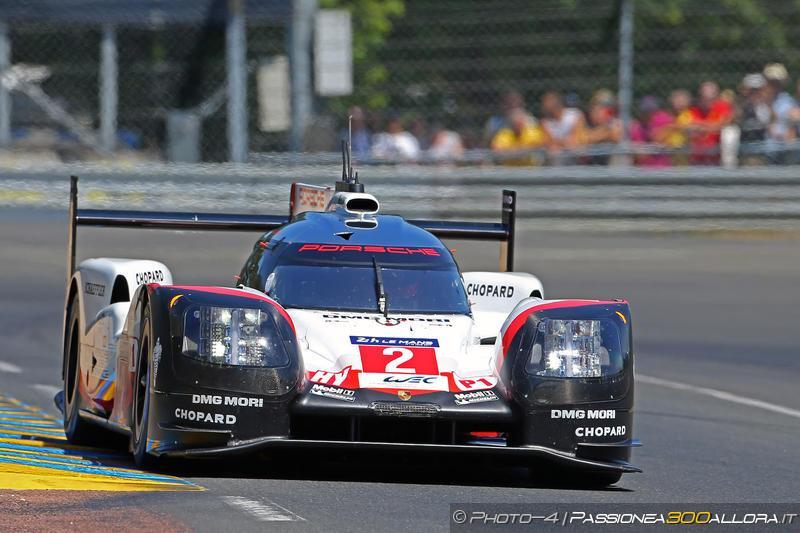 WEC   Le Mans: Porsche fa e disfa, vince la #2 in rimonta!