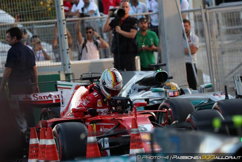L'inquisizione Vetteliana: vogliamo la Formula 1 o le messe in chiesa?