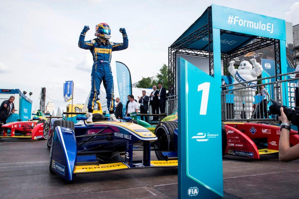 Formula E   Berlin ePrix 2017 - Anteprima
