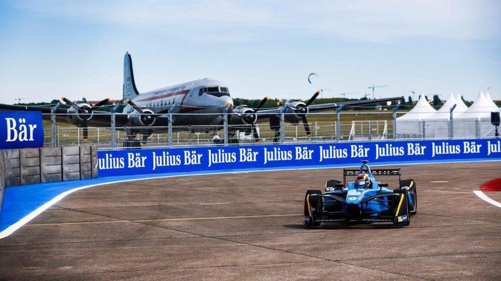 Formula E | Berlino: Buemi escluso da gara-1