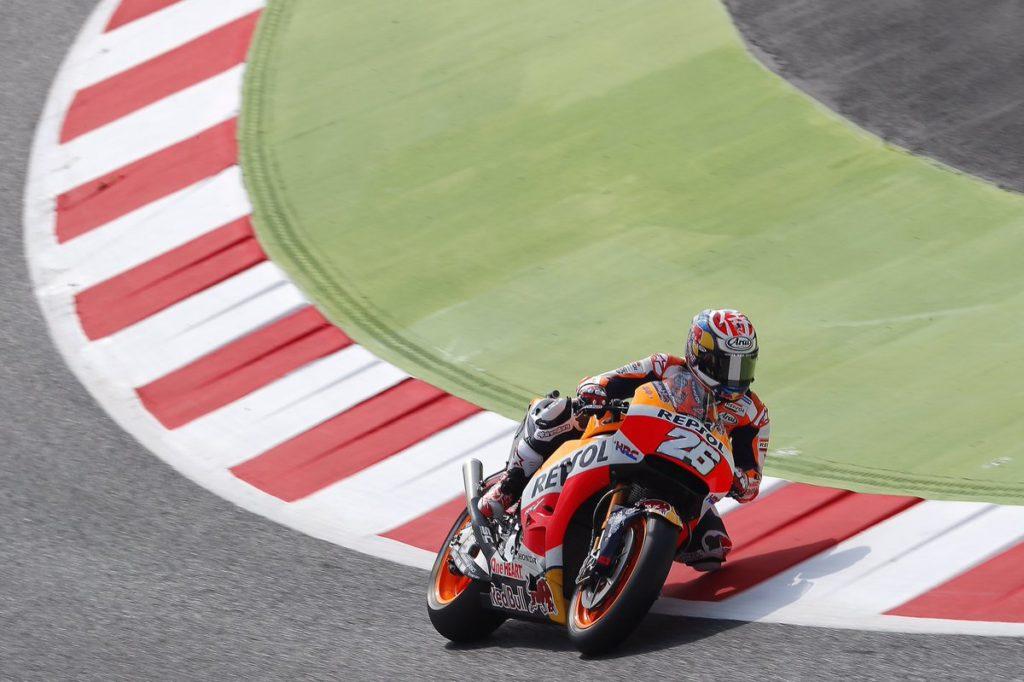 MotoGP | GP Barcellona: Pedrosa in pole, Yamaha in difficoltà