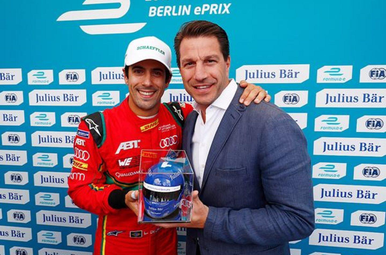 Formula E | Berlino: di Grassi porta Abt Sportsline in pole sul circuito di casa!