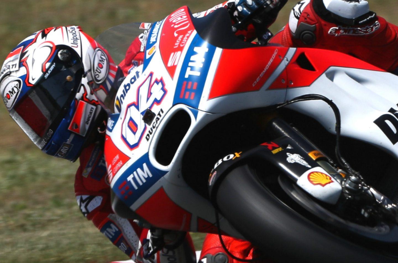 MotoGP   GP Italia: Dovi vince con la Ducati, festa italiana