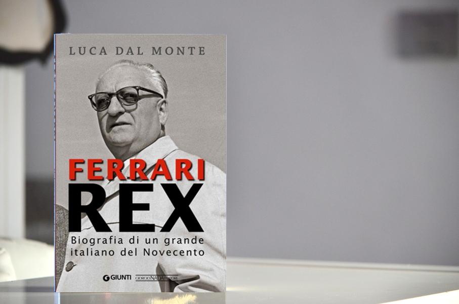 Libri | Ferrari Rex, dentro il Mito