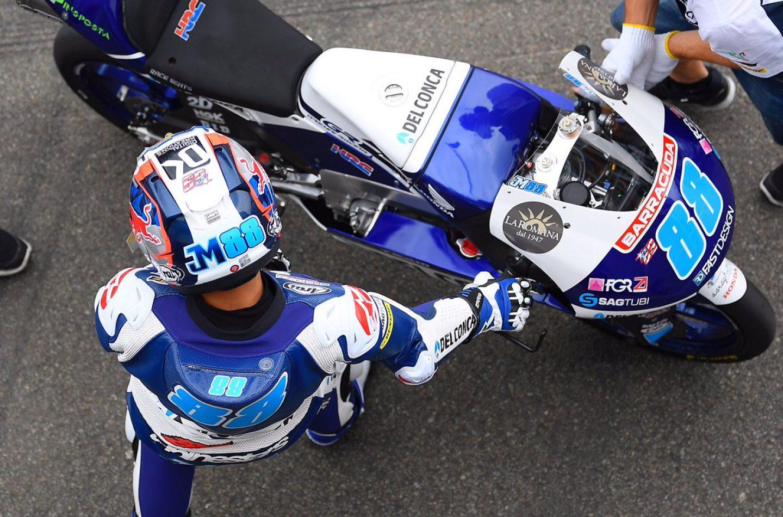 Moto3 | GP Olanda: sesta pole consecutiva di Martin