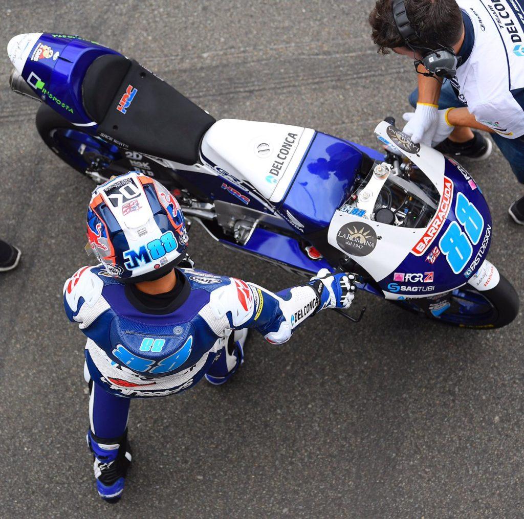 Moto3   GP Olanda: sesta pole consecutiva di Martin