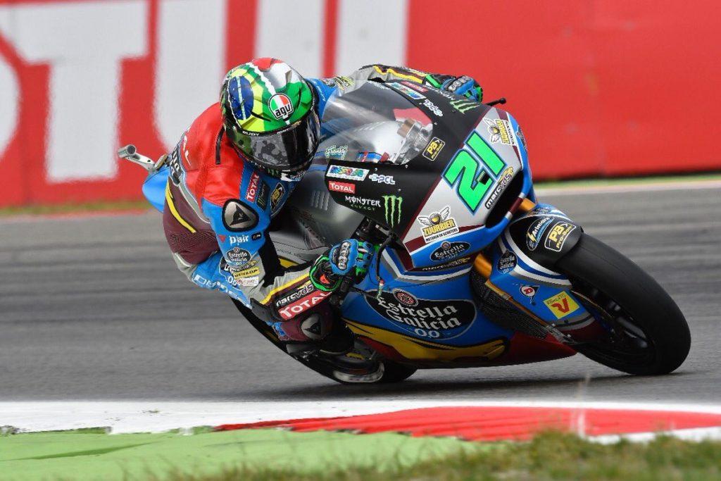 Moto2 | GP Olanda: Morbidelli il più veloce ma Luthi è in prima fila. Paura Baldassarri