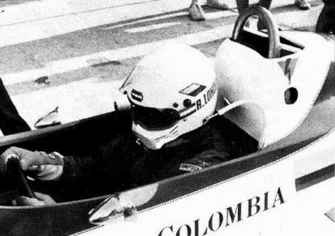 Ricardo Londoño: il Narcos che provò ad entrare in Formula 1