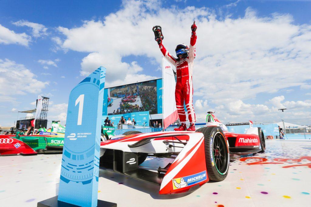 Formula E   Berlino: seconda pole stagionale per Felix Rosenqvist