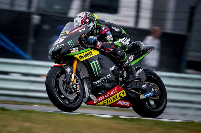 MotoGP   GP Olanda: pole straordinaria di Zarco