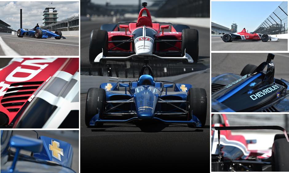 Indycar | Ecco la nuova monoposto per il 2018