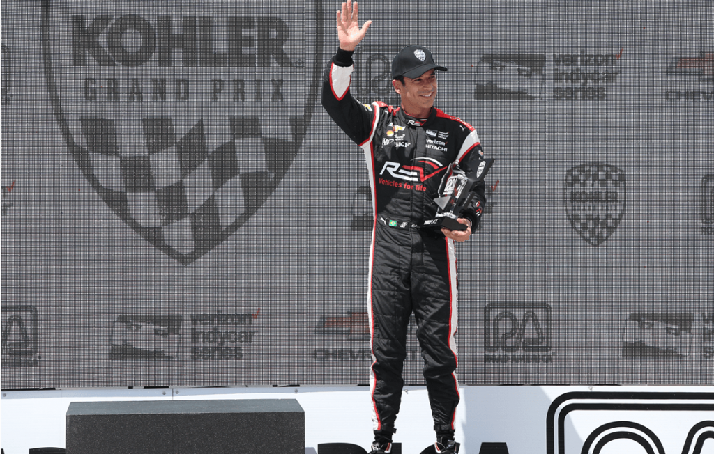 Indycar | Castroneves prossimo all'addio alla Indycar