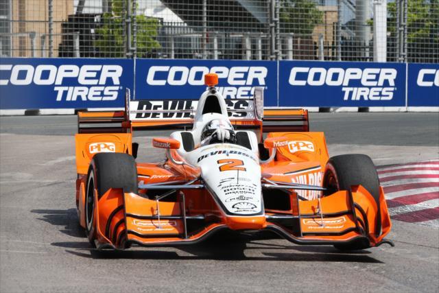 Indycar   Newgarden vince a Toronto