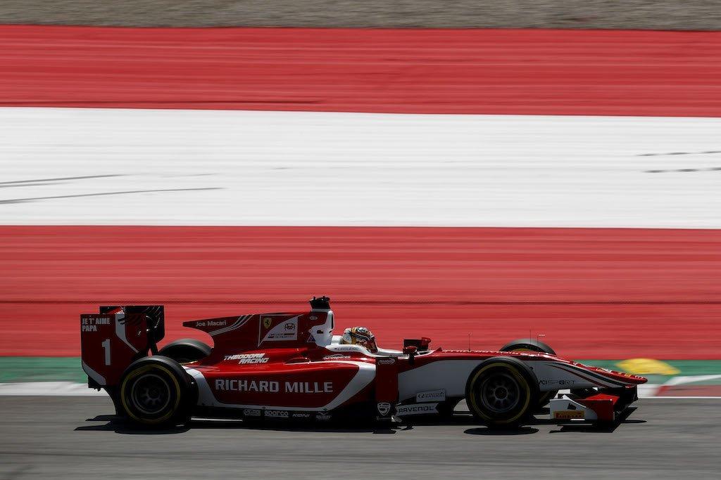 F2 | Inarrestabile Leclerc, anche in Austria la pole è sua