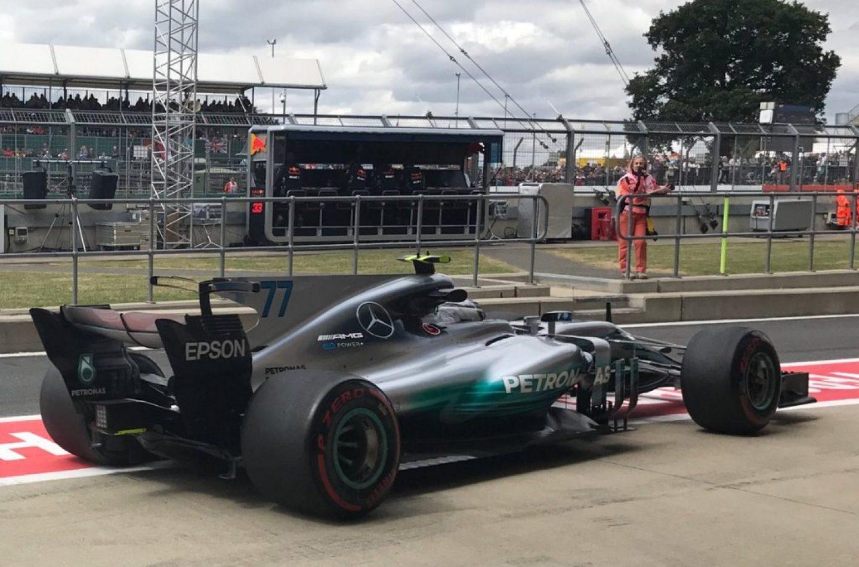 F1 | GP Gran Bretagna: Le Mercedes si confermano ai primi due posti in FP2