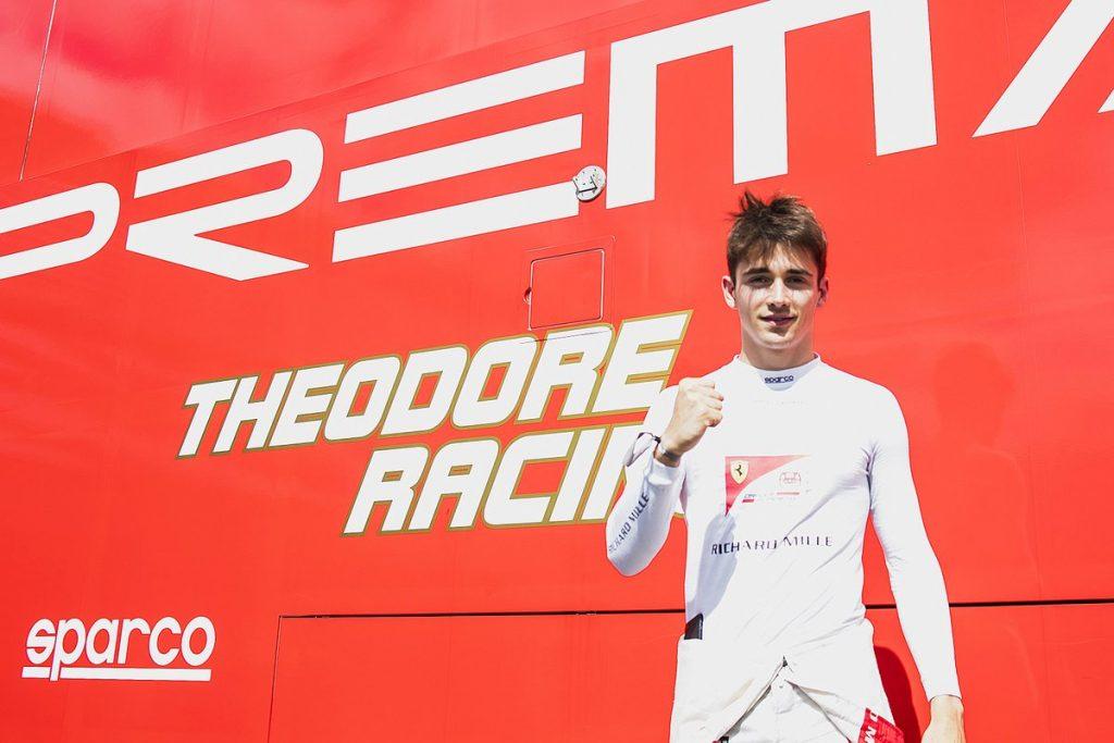 F2 | Impeccabile Leclerc, è in pole anche a Silverstone
