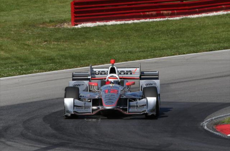 Indycar | Power in pole a Mid-Ohio
