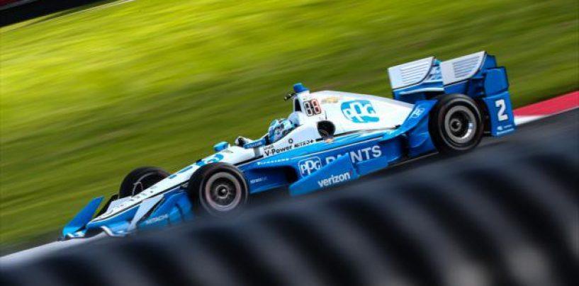 """<span class=""""entry-title-primary"""">Indycar   Newgarden domina a Mid-Ohio</span> <span class=""""entry-subtitle"""">L'americano sale in testa alla classifica del campionato</span>"""