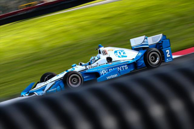 Indycar   Newgarden domina a Mid-Ohio