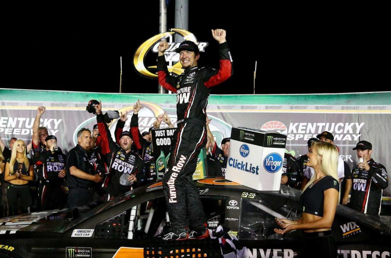 NASCAR | Martin Truex Jr. domina in Kentucky