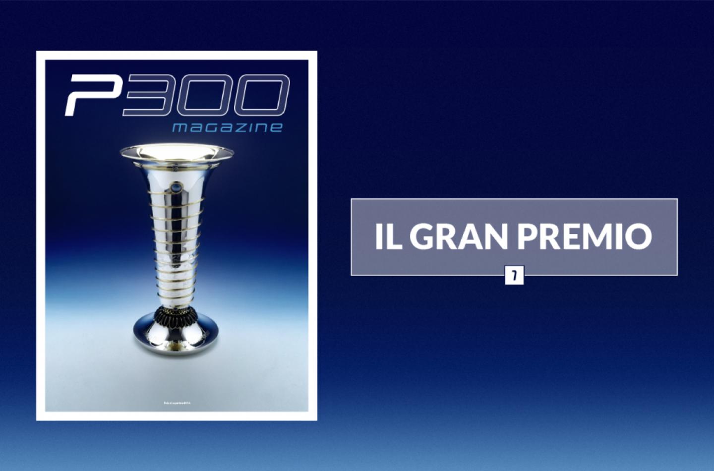 P300 Magazine | Numero Uno