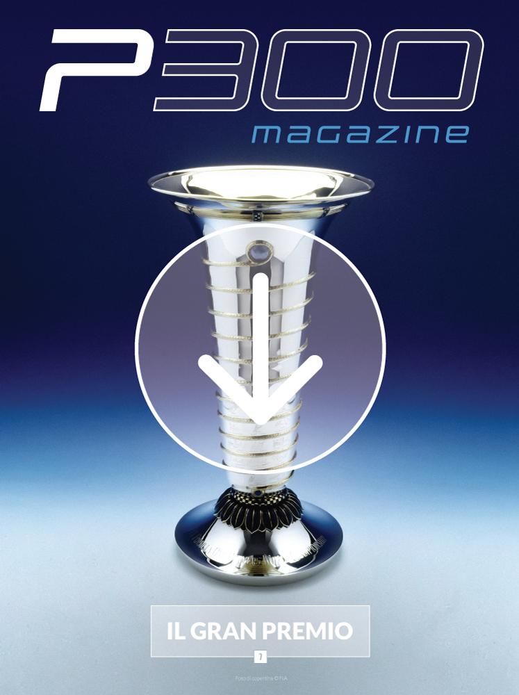 P300 Magazine | Numero Uno 1