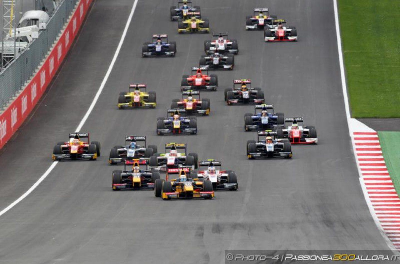 F2 | GP Austria 2017 - Anteprima