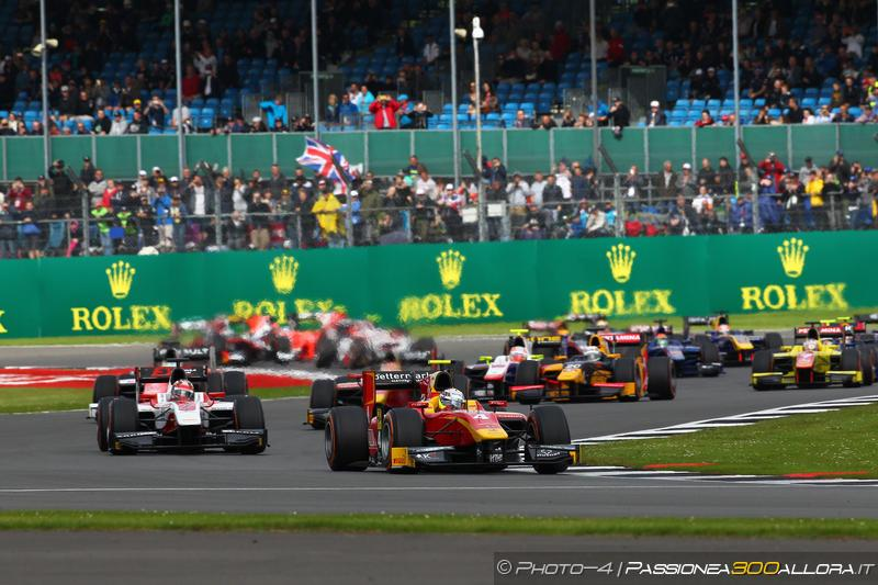 F2 | GP Gran Bretagna 2017 - Anteprima