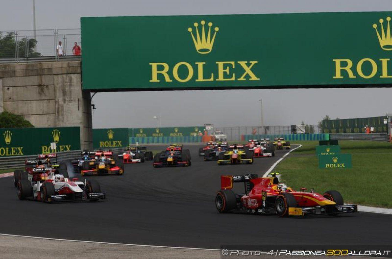 F2   GP Ungheria 2017 - Anteprima