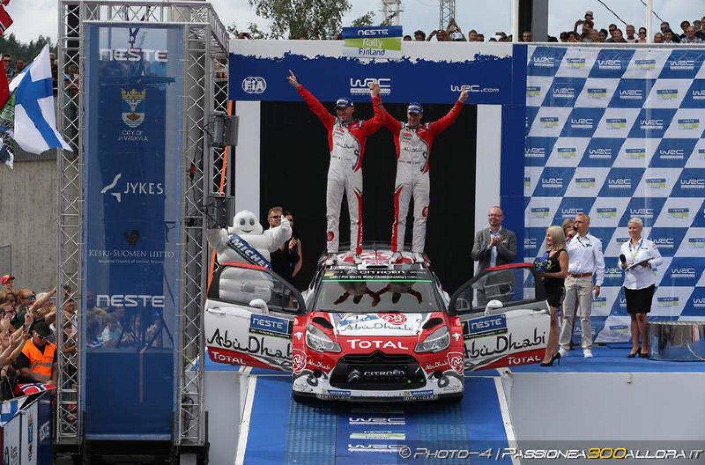 WRC   Rally di Finlandia 2017 - Anteprima