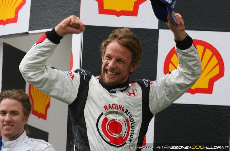Ungheria 2006: la prima di Jenson e l'ultima di Honda