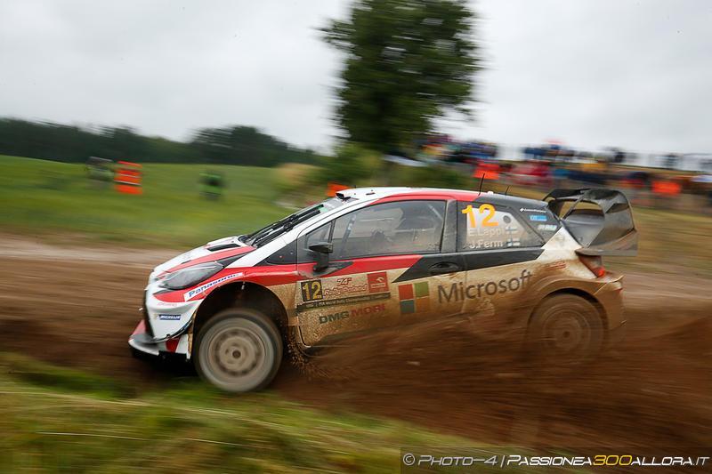 WRC   Finlandia: vince Lappi, Neuville aggancia Ogier nel mondiale!