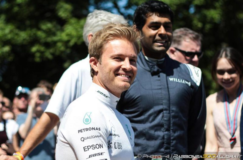 """Ipotesi """"elettrica"""": Rosberg con Mercedes in Formula E?"""