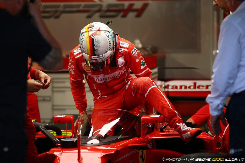 F1 | Domani Vettel il primo a provare