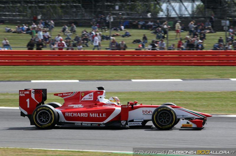 F2   Silverstone: è ancora Leclerc-show, quinta vittoria stagionale