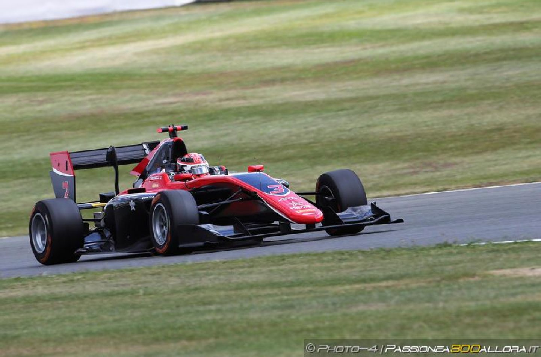 GP3 | GP Gran Bretagna, a Russell Gara 1, Lorandi terzo