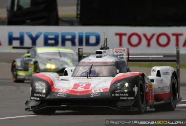 WEC | Nürburgring: Porsche domina su Toyota, Ferrari vince tra le GT
