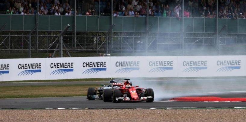 """<span class=""""entry-title-primary"""">Un sorpasso amaro per il campionato</span> <span class=""""entry-subtitle"""">Conto oltremodo salato a Silverstone per la Ferrari. Ma le motivazioni?</span>"""