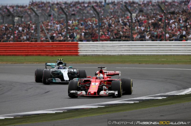 F1 | Pirelli spiega la causa del problema di Vettel a Silverstone