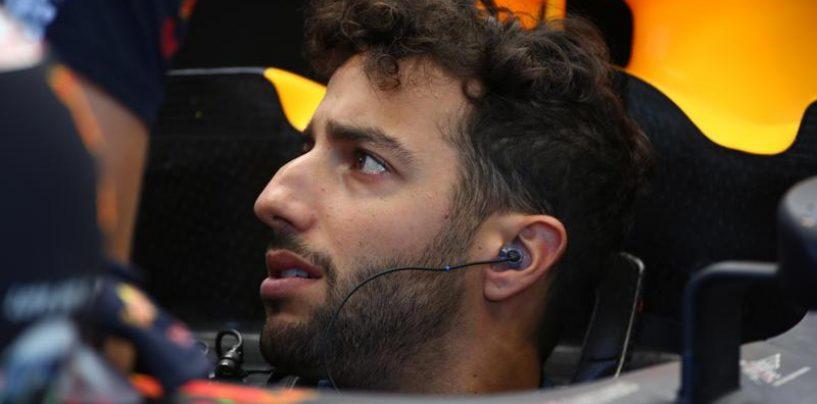 """<span class=""""entry-title-primary"""">Il fu sorridente Daniel Ricciardo</span> <span class=""""entry-subtitle"""">Rimonta pazzesca ad Interlagos, ma ormai il suo momento sembra passato</span>"""