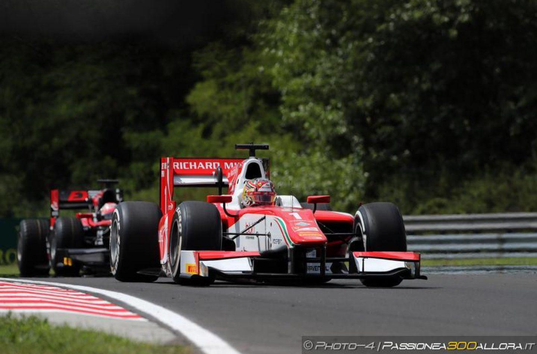 F2   Ungheria: settima pole stagionale per Leclerc
