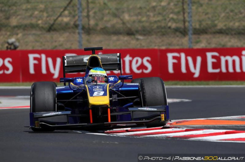 F2 | Ungheria: Rowland vince gara-1, paura per Markelov
