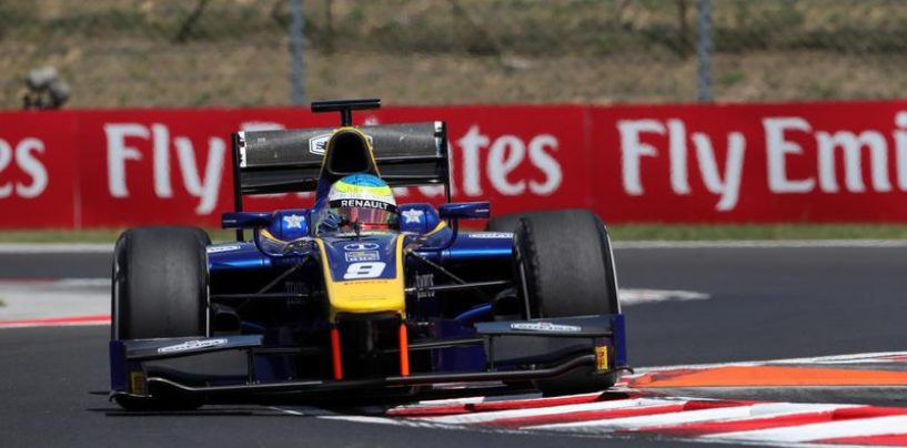 """<span class=""""entry-title-primary"""">F2   Ungheria: Rowland vince gara-1, paura per Markelov</span> <span class=""""entry-subtitle"""">Il britannico si impone dalla pole dopo una dura lotta, per il russo un grosso spavento</span>"""