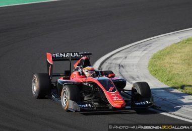 GP3 | Pole per Aitken a Budapest, tripletta ART