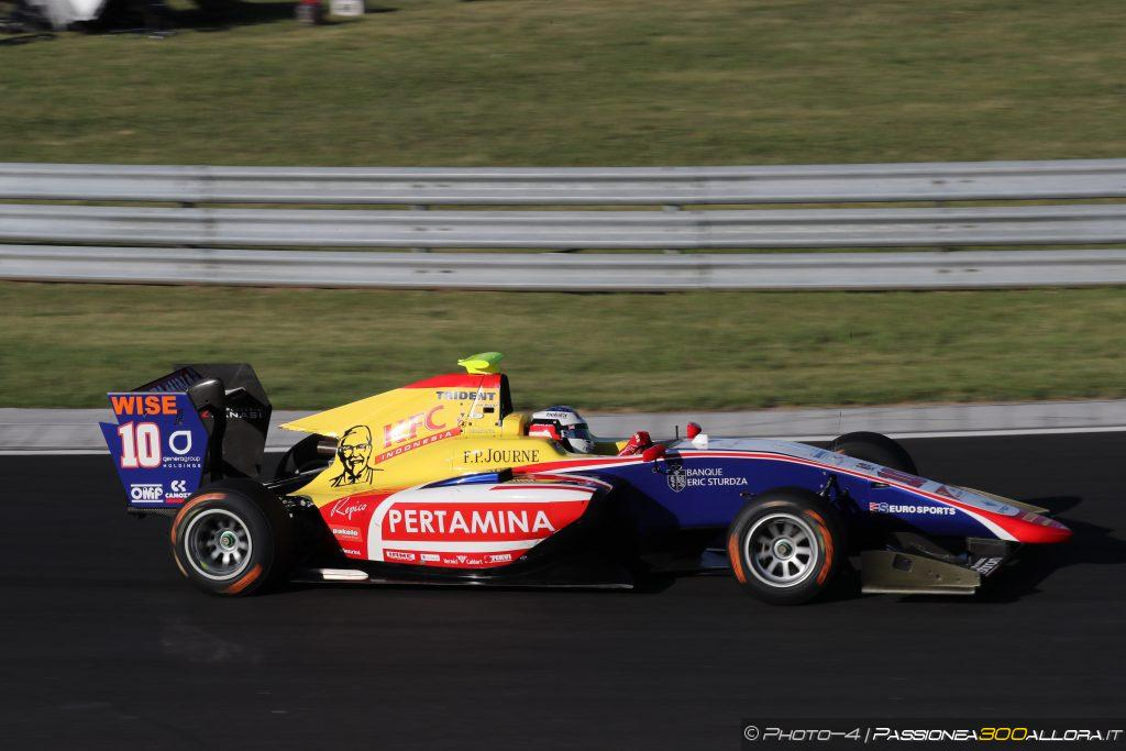 GP3 | GP Ungheria, Alesi vince Gara 2, poker Trident