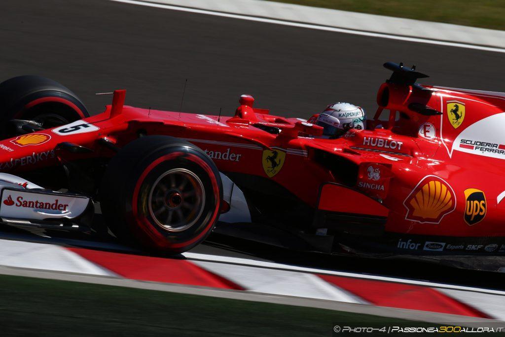 F1 | GP Ungheria, Vettel in pole, prima fila Ferrari! Hamilton 4°