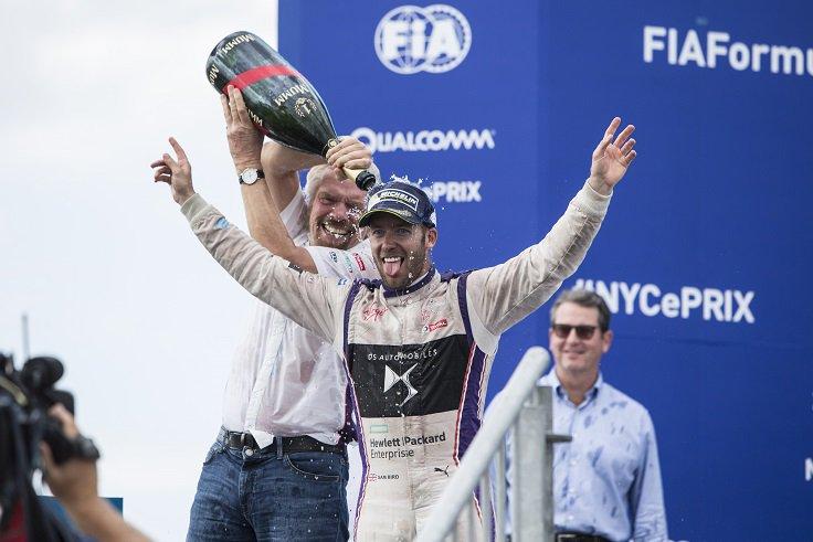 Formula E | New York: doppietta per Bird, Mahindra sul podio