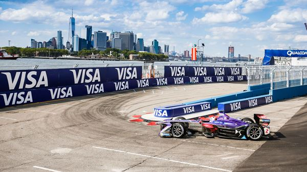 Formula E | New York: Bird in pole, di Grassi insegue ancora