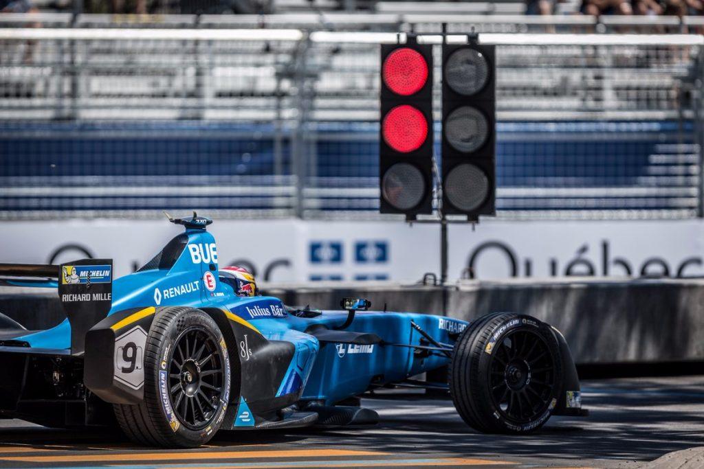 Formula E   Montréal: Buemi squalificato da gara-1
