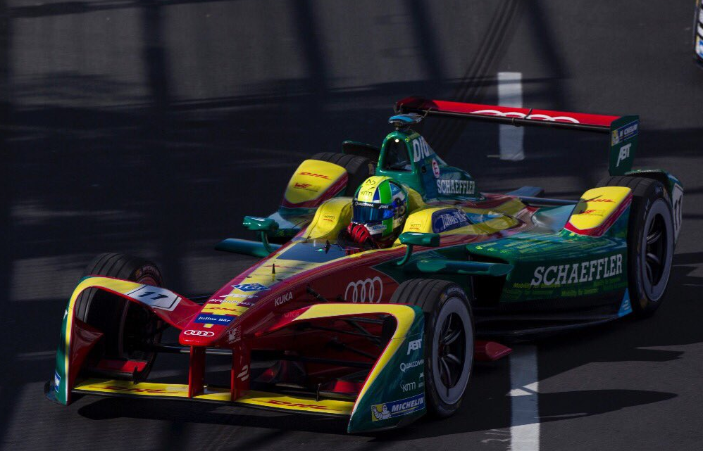Formula E   Montréal: di Grassi centra la pole, Buemi 12esimo dopo una penalità